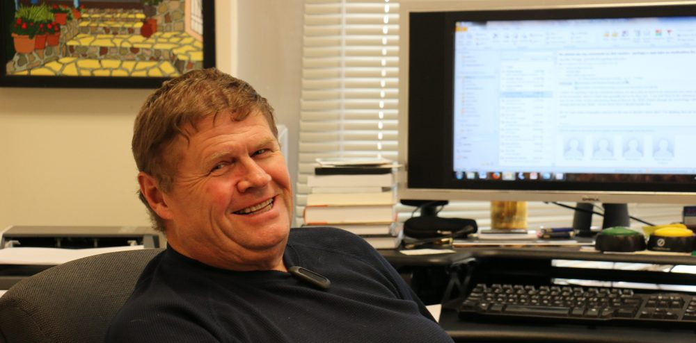 Feed image for Psychology Professor Selected as IEEE Fellow