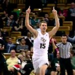 Basketball Team's Student Manager Plays in Game to Help Bench