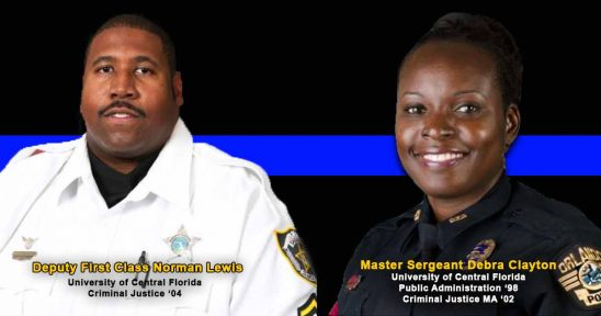 Funeral Services to be Held This Week for Alums Killed in Line of Duty