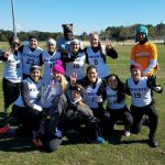 Women's Flag Football Team Wins 4th Consecutive National Championship