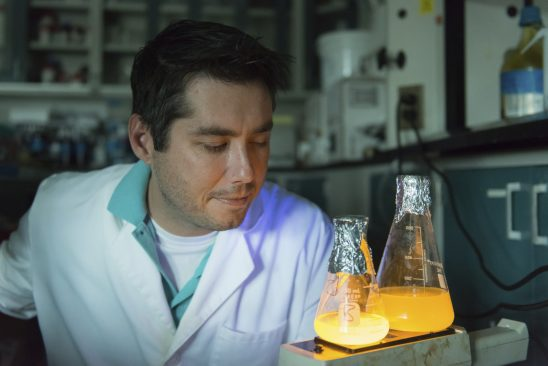 UCF Graduate Student in NanoTech Program One of the Best, Earns National Fellowship