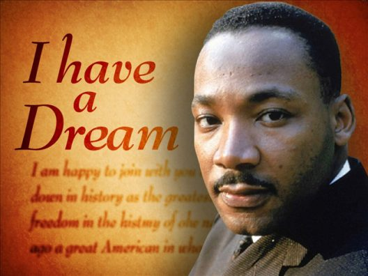 Two Events to Celebrate the Legacy of MLK Jr. - University ...