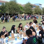 UCF, Community Partners Serve 550 Students Free Lunch to Encourage Conversation