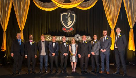UCF Business Honors Distinguished Alumni, Partners, Entrepreneurs at Hall of Fame
