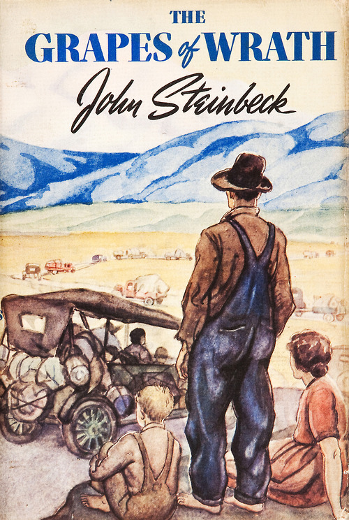 grapes of wrath naturalism essay The grapes of wrath and millions of other books are available for amazon kindle   author of steinbeck's typewriter, an award-winning book of critical essays.