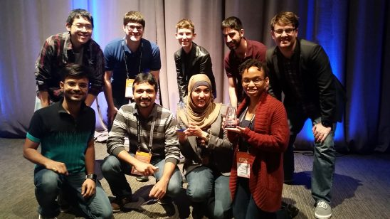 FIEA Student Game Wins Two Awards At Intel Showcase