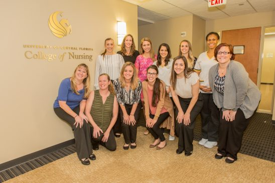 Lettie Pate Whitehead Foundation Awards Scholarships to UCF Nurses