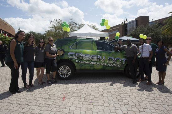 Green Dot Program Successful, Growing at UCF