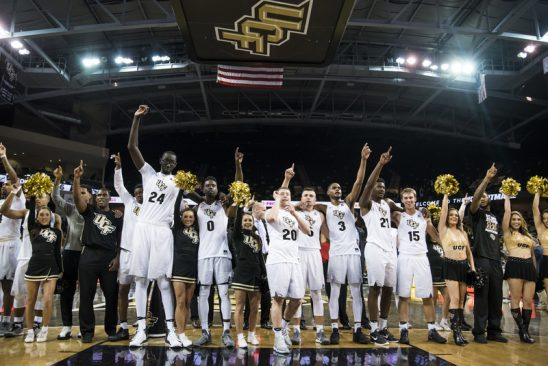 Knight Men's, Women's Basketball Teams Headed to NIT