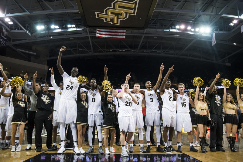 Knight Men's, Women's Basketball Teams Headed to NIT - UCF ...