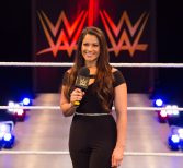 UCF Grad at Home with the WWE & Wrestlemania