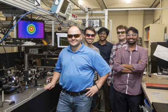 Heat at Its Core — UCF Engineer Earns NSF CAREER Award