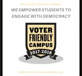 "UCF Designated a ""Voter Friendly Campus"""