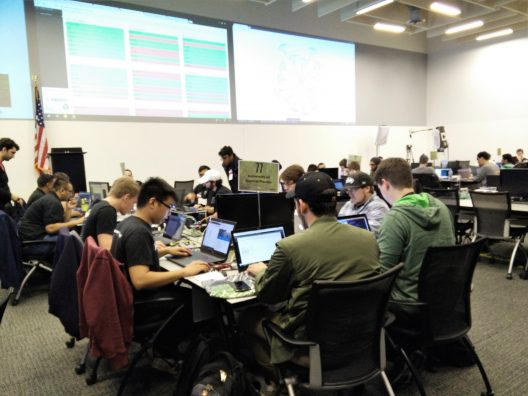 UCF's Cyber Defense Club Finishes in Top 4 in Multiple Competitions