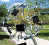 Solar Powered Art Sculptures, Sea Turtle Tracking Drones and More: Students Showcase Inventions
