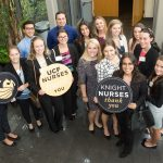 Nursing Scholarship Recipients Express Gratitude to Donors