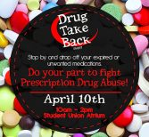 UCFPD, Student Health Services to Collect Unused Prescription Drugs