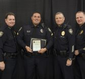 UCFPD Honors Officers, Staff and Community Partners