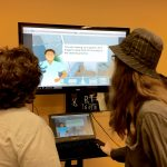 Dealing with Depression and Handling Holograms Highlight Educational Game Presentations