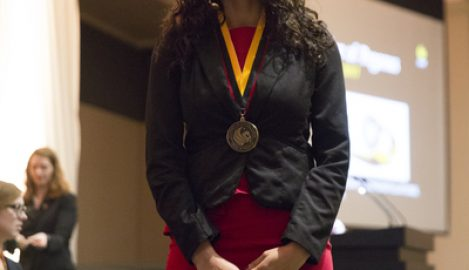 Latina First-Generation Student Fueled by Passion to Help Those Underrepresented