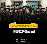 113 Medical Doctors to Graduate from UCF Friday