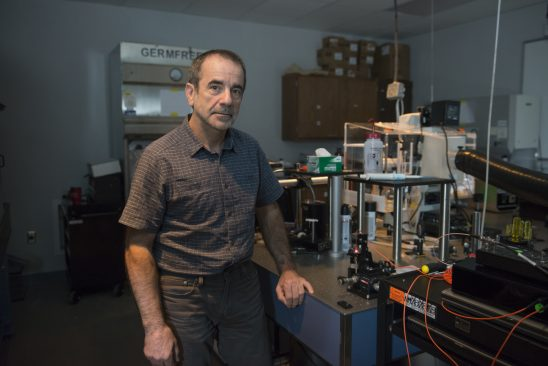 UCF Scientists Detect Light-Matter Interaction in Single Layer of Atoms