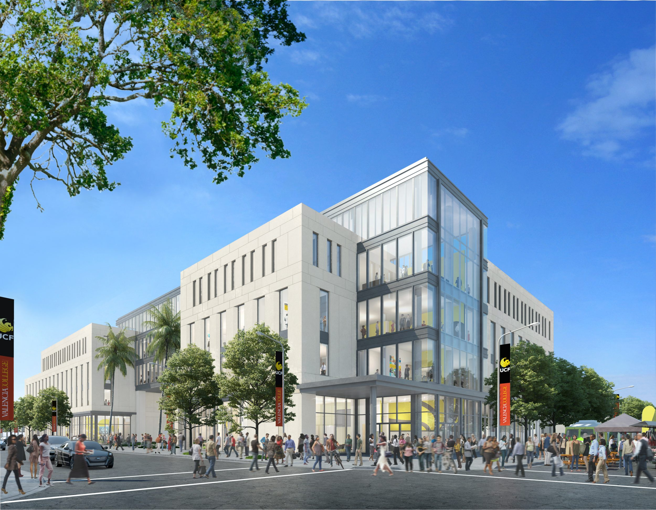 Ucf College Of Business >> Campus Groundbreaking Signals New Day for Community ...