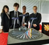 UCF Students' Solar-Powered Art Sculpture to be Installed in Lake Nona