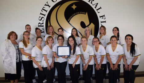 Cocoa Student Nurses' Association Wins Two National Awards