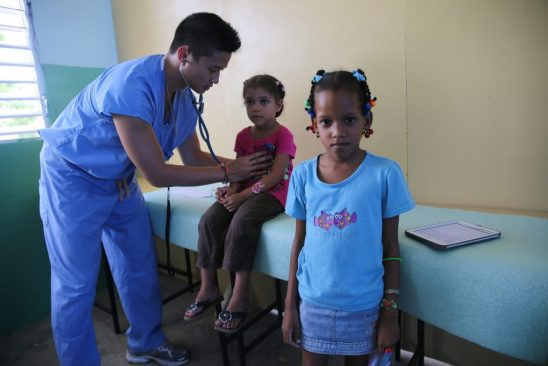 Students, Faculty Gear Up for Med Mission to Peru
