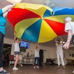 New UCF-Created Program Gets Seniors, Kids Exercising Together