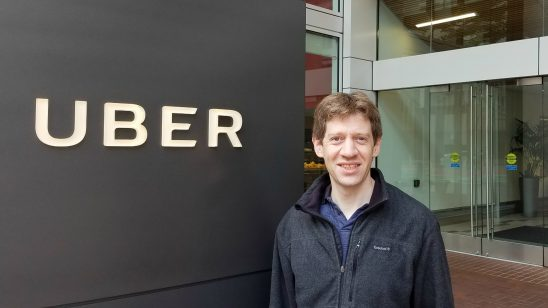 UCF Professor Talks About Why Uber Acquired His Startup