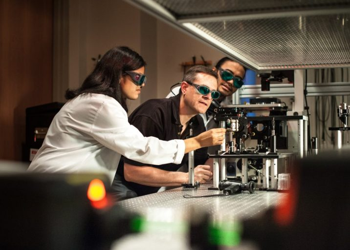 Researchers Land $400,049 NSF Grant to Create Photon Funnels
