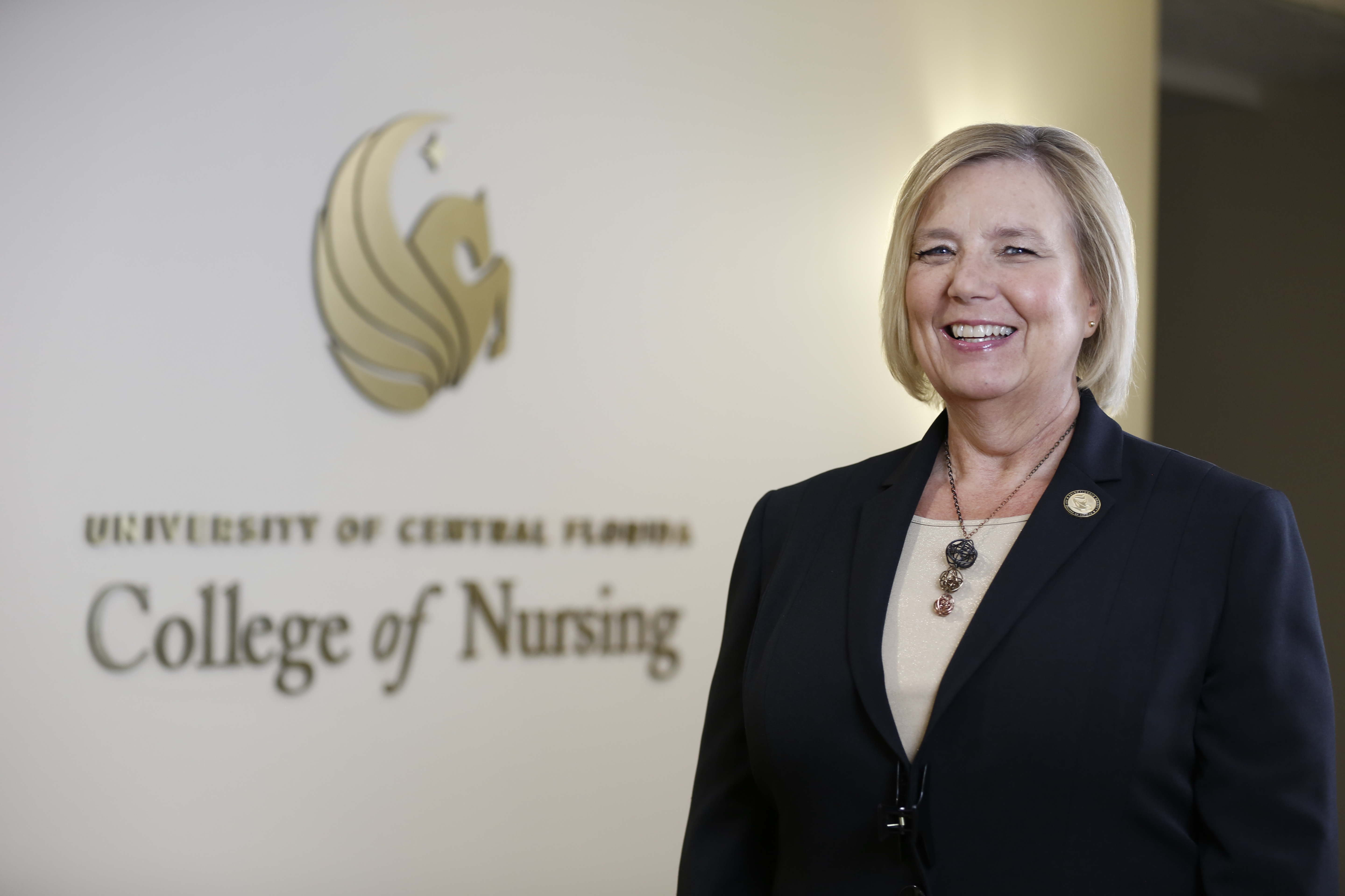 Ucf College Of Nursing >> Dean Sole Inducted into the International Nurse Researcher ...
