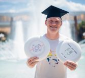Graduating Knight Chosen for National Ultimate Frisbee Team