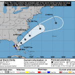 UCF Monitoring Tropical Storm Emily