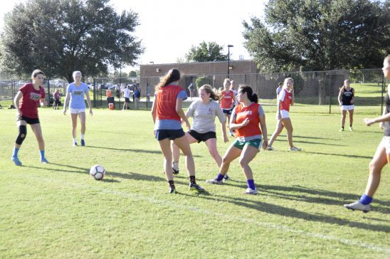 UCF Sport Clubs Showcase Gives Knights 42 Opportunities to Get Involved