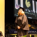 Student Powers through Cancer Battle to Walk at Graduation