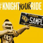 Sales of New UCF License Tags Skyrocket