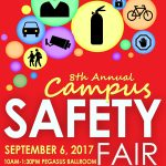 Save the Date: Campus Safety Fair Returns Sept. 6