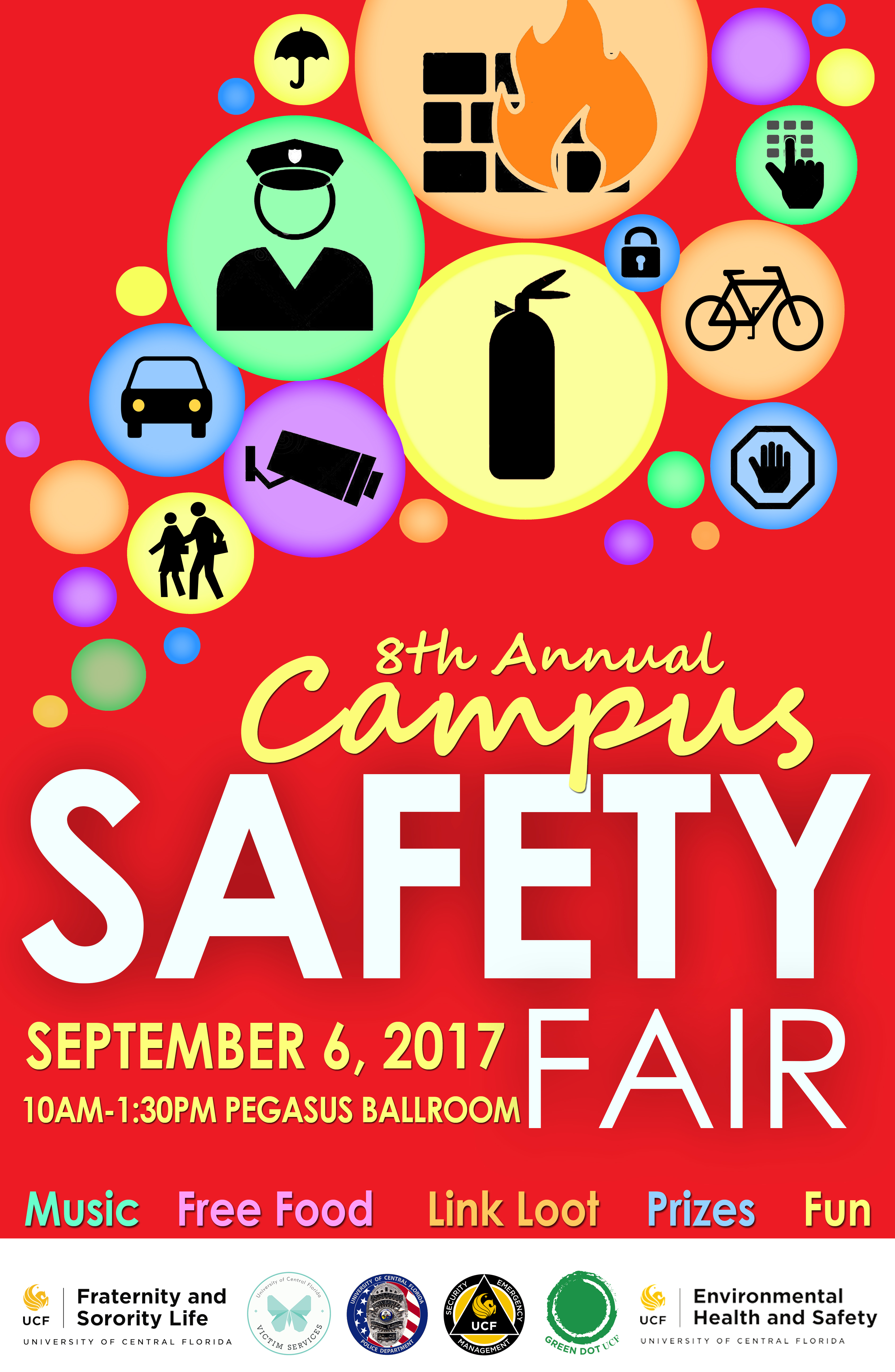 Save the Date: Campus Safety Fair Returns Sept. 6 ...