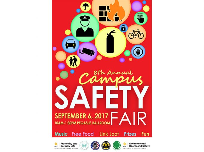 ucf campus safety fair