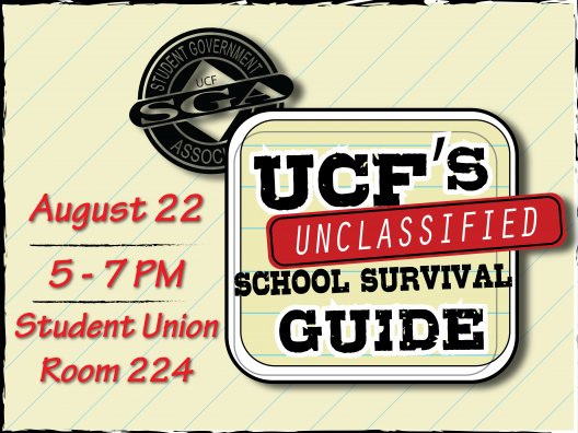 UCF's Unclassified School Survival Guide