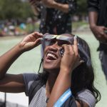 UCF's Solar Eclipse Viewing Session Photo Gallery