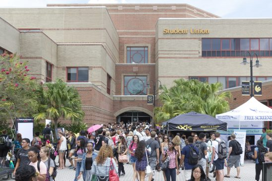 New Semester Another Record Breaker for UCF
