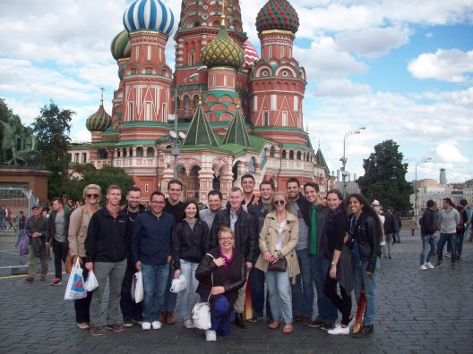 Public School Teachers, UCF Faculty Headed to Russia