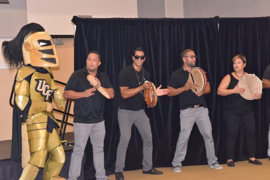 UCF Celebrates Hispanic Heritage Month With Adelante Message