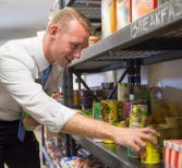 UCF Community Fills Knights Pantry Shelves Left Bare by Irma