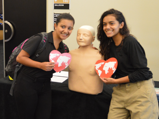 UCF Heart Day: Hands-Only CPR, AED Training Wednesday
