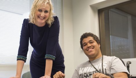 UCF Launches Adaptive Recreational Program for Neuro-Atypical Community